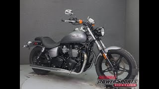 9. 2014  TRIUMPH  SPEEDMASTER - National Powersports Distributors