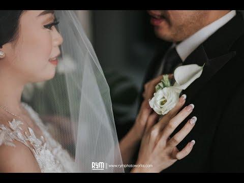 Highlight of Etienne + Laura | Jakarta Wedding
