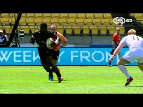 Jerry Tuwai. Hd Rugby Highlights. 2014/2015 (hsbc World 7s Series 1st Half Of Season)