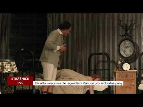 TVS Strážnice - Divadlo Palace uvedlo Penzion pro svobodné pány