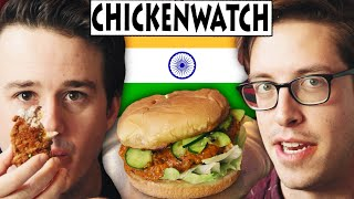 Video What Is Indian Fried Chicken? MP3, 3GP, MP4, WEBM, AVI, FLV Agustus 2018