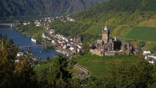 Cochem Germany  City new picture : Mosel in Germany: Cochem-Mosel Holiday Region - German Moselle Valley tourism