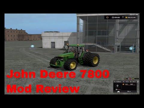 John Deere 7800/7810 v2.0