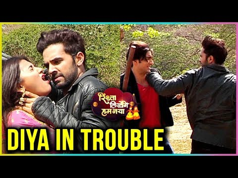 Diya's ATTACKED By Fake Ratan | Saved By REAL RATA