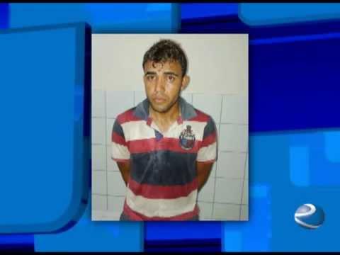 Jovem de Santa Inês é preso após assalto em Bom Jardim
