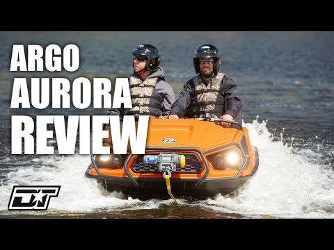 Full Review of the 2019 ARGO Aurora 800 SX