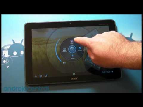 Acer iconia tab a200 имеет 10-дюймовый дисплей с разрешением 1280 х 800 пикселей