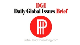 Daily Global Issues Brief - March 25, 2016 (video)
