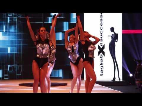 NU'ART EVENTS @Cosmoprof Tagliati x il Successo (видео)