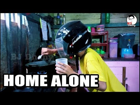 HOME ALONE  || AFRIL
