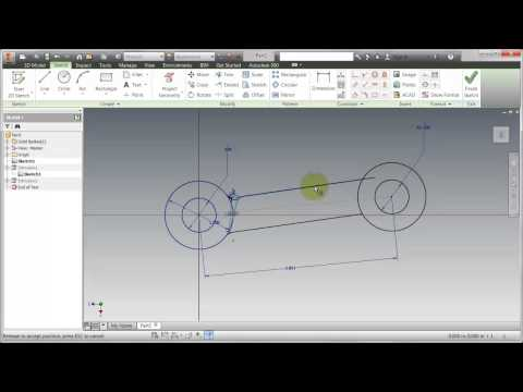 Getting Sketch-y with Autodesk Inventor 2015