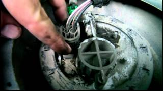 Land Rover Discovery 2 Fuel Pump Install