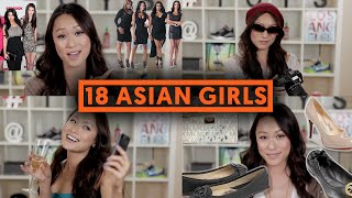 Video 18 TYPES OF ASIAN GIRLS MP3, 3GP, MP4, WEBM, AVI, FLV Oktober 2018