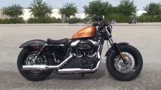 8. New 2015 Harley Davidson Sportster Forty-Eight Motorcycles for sale