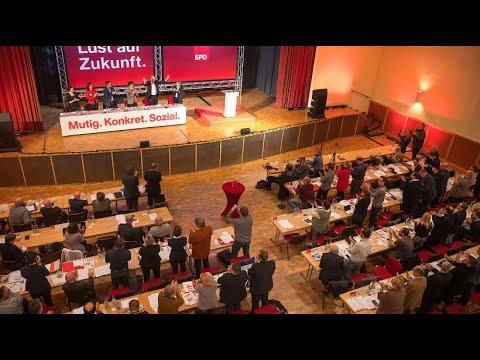 SPD-Chefin Nahles will ein Bürgergeld