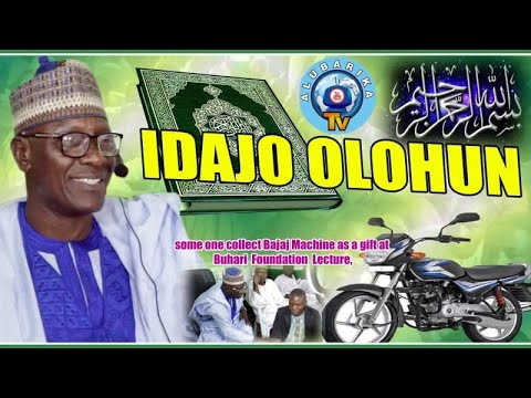 Idajo Olohun | Divine Judgment | Sheikh Buhari Omo Musa (Ajikobi 1) | 2021 Latest Islamic Lecture