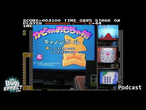 Lost Kirby SNES Satellaview Games Found! #CUPodcast