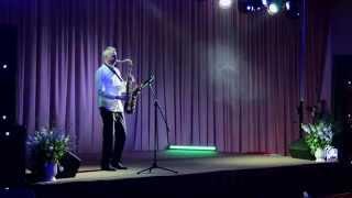 Saksofonisto Aleksandro Lakšmano pasirodymas