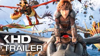 Video HOW TO TRAIN YOUR DRAGON 3 - 8 Minutes Trailers & Clips (2019) MP3, 3GP, MP4, WEBM, AVI, FLV Januari 2019