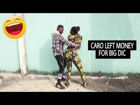 Caro Big Dic* Or Money ? 😂😂 (East Comedy) (Episode 71) Zino Leesky ft Naira Marley Caro*iPhone 12