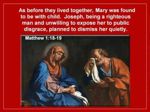 Nativity of Mary & Jesus
