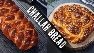 Challah Bread (Round Challah and 6 Strand Challah)