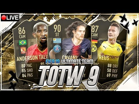 FIFA 19: TOTW 9! INVESTIEREN FÜR BLACK FRIDAY & MARKT CRASH ANALYSE🔥🔥