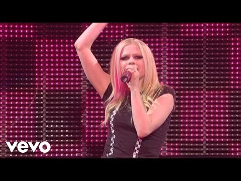 Avril Lavigne - The Best Damn Tour (Live in Toronto) Trailer