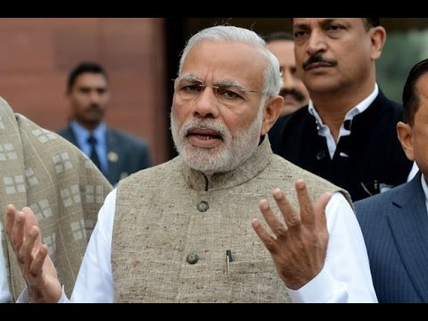 Democracy Can Not Function At Whims & Fancies Of Anyone : Narendra Modi