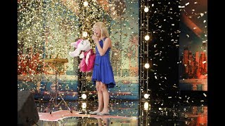 Video Darci Lynne *WINNER* America's Got Talent 2017 - ALL PERFORMANCES (HD) MP3, 3GP, MP4, WEBM, AVI, FLV Agustus 2019