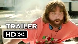 Masterminds Official Teaser Trailer 1 2015  Zach Galifianakis Kristen Wiig Movie HD