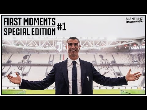 Cristiano Ronaldo - First Moments At Juventus (Short MOVIE) #1