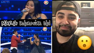 """Video Reacting to Maria Indonesian Idol and also Feat Judika """"NEVER ENOUGH"""" MP3, 3GP, MP4, WEBM, AVI, FLV Maret 2019"""
