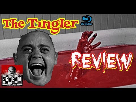 The Tingler Blu-ray Review (Scream Factory)