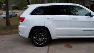2013 Jeep Grand Cherokee SRT8 Review