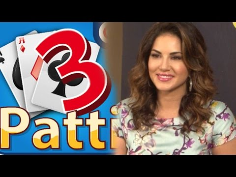 Sunny Leone Launches Her Online Game