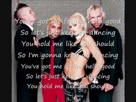 No Doubt-Hella Good Lyrics