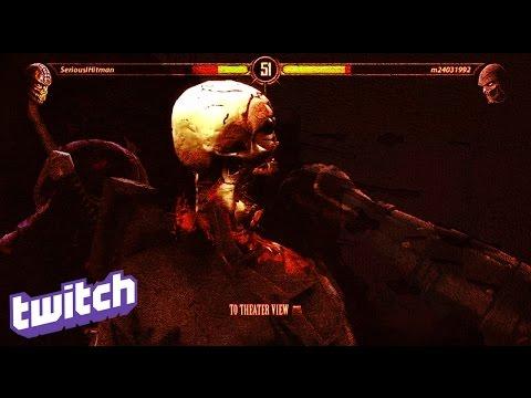 [xSeriousePeoplex] Mortal Kombat 9 - лучший матчи со стрима (7 Июля, 2014 года)
