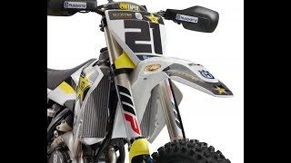 6. Husqvarna Unveils 2018 FC 450 Rockstar Edition | will be offered solely in the US market