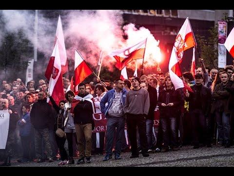 Wielka Manifestacja Antyimigracyjna w Katowicach!