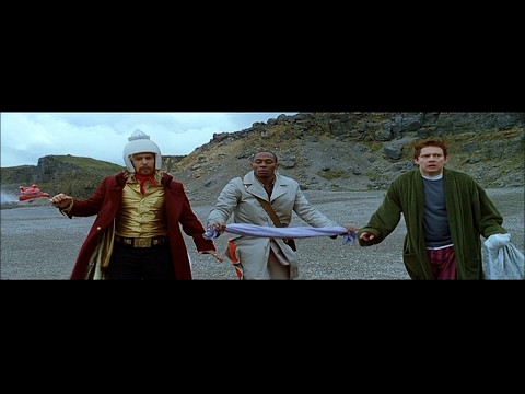 The Hitchhiker's Guide to the Galaxy (2005) - Trailer