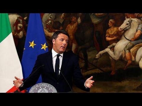 Παραιτήθηκε ο Ματέο Ρέντσι μετά την απόρριψη της συνταγματικής αναθεώρησης