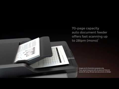 Business Laser All-in-One Wireless Network Printer | Brother MFC-L6700DW