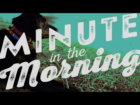 Morning Minute – Stick to it