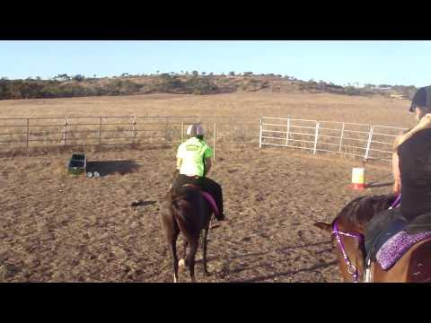 Tricky trick riding!