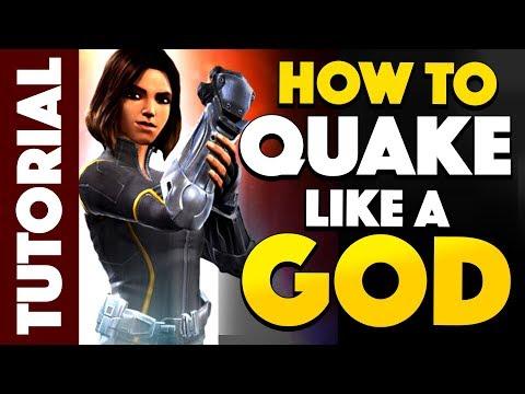 How To QUAKE Like a GOD!
