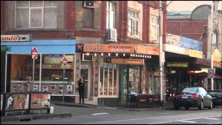Collingwood Australia  city photo : Scenes from multicultural Collingwood Melbourne Australia in High Definition