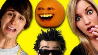 Kids React to YouTube Stars (Annoying Orange, MysteryGuitarMan, Fred, iJustine)