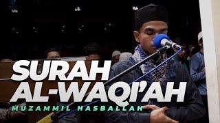 Emotional AL-WAQI'AH by Muzammil Hasballah