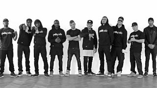 Ankerstjerne/DB King/Dayson/Lille/Livid/Face It/Kwame/Isaac/Jerome - Pelle Pelle Crew Cypher 2015